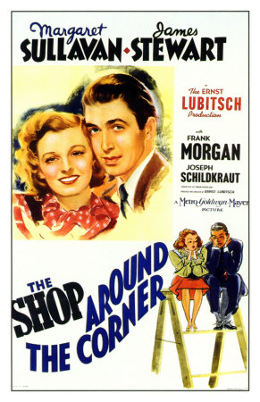 The Shop Around the Corner, 1940 Premium Poster