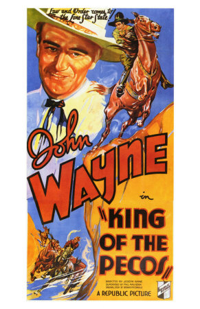 King of the Pecos, 1936 Premium Poster