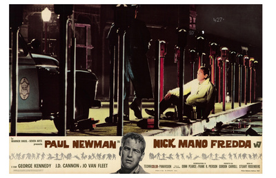 Cool Hand Luke, Italian Movie Poster, 1967 Premium Poster