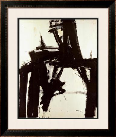 Untitled, 1957 Prints by Franz Kline