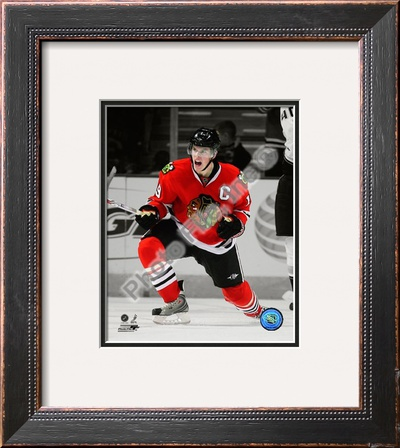 Jonathan Toews Framed Photographic Print