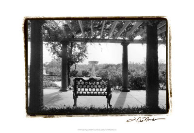 Garden Elegance I Posters by Laura Denardo
