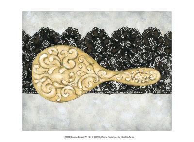 Femme Boudoir VI Prints by Chariklia Zarris