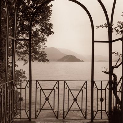 Vista di Lago, No. 1 Print by Alan Blaustein
