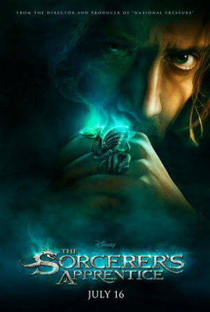 The Sorcerer's Apprentice Posters