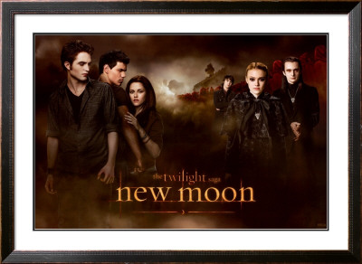 Twilight - New Moon Posters