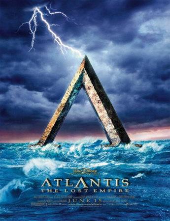 Atlantis the Lost Empire Photo