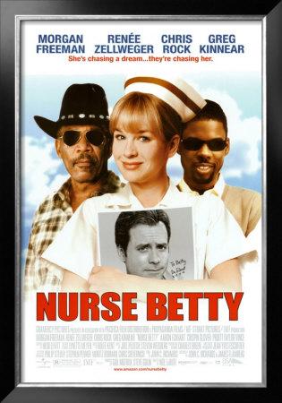 Nurse Betty Poster