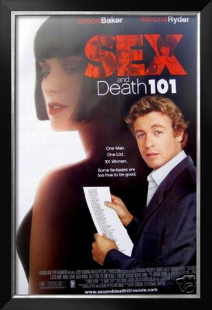 Sex And Death 101 Posters