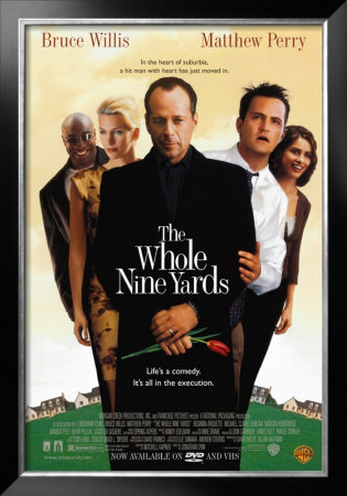 The Whole Nine Yards Posters