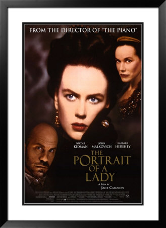 The Portrait of a Lady Pôster emoldurado