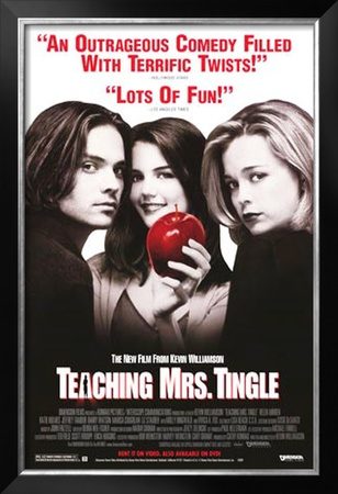 Teaching Mrs. Tingle (Video Release) Posters