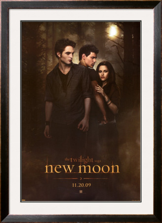 Twilight - New Moon Poster