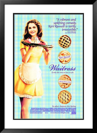 Waitress Prints