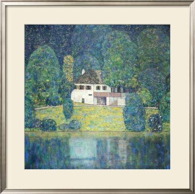 The Restaurant Prints by Gustav Klimt