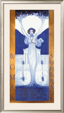 Evelyn Rumsey Cary Framed Giclee Print by Evelyn Rumsey Cary
