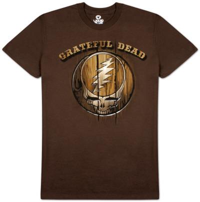 Grateful Dead - Dead Brand T-shirts