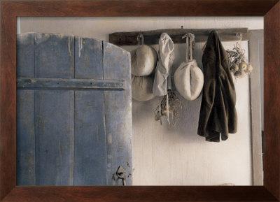 Blue Door Prints by Vicki Reed