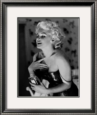 Marilyn Monroe, Chanel No.5 Posters by Ed Feingersh