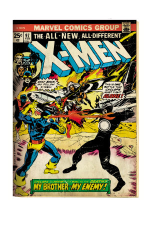 Marvel Comics Retro: The X-Men