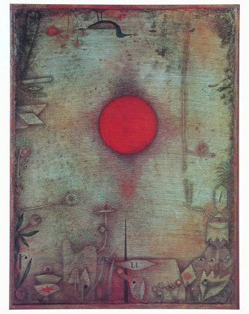 Ad Marginem, c.1930 Posters by Paul Klee