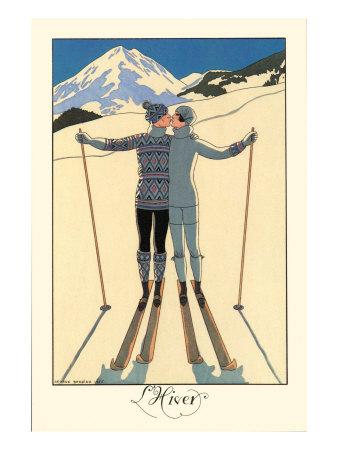Vinter Kunsttryk