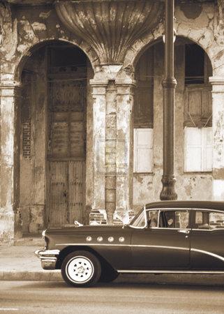 Havana II Prints by Tony Koukos