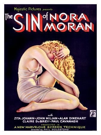 The Sin of Nora Moran Giclee Print
