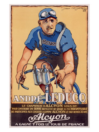 Alyon, Andre Leducq Giclee Print by  Josse