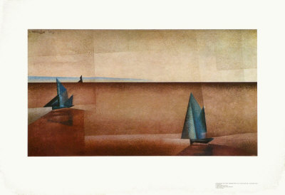 Translucence After the Rain Posters by Lyonel Feininger