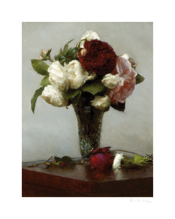Memoire Des Roses I Collectable Print by Paul Seaton
