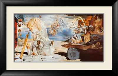 The Apotheosis of Homer Framed Art Print