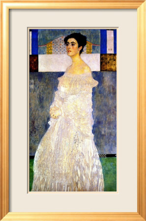 Portrait of Margaret Stonborough-Wittgenstein Framed Giclee Print