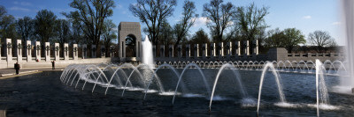 World War 2 Memorial things to see in Washington D.C.