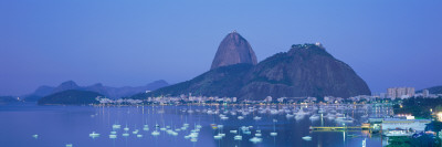 Sugar Loaf Rio De Janeiro Brazil Photographic Print by  Panoramic Images
