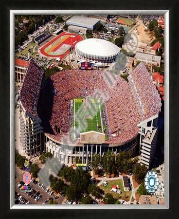 Tiger Stadium - LSU Framed Photographic Print