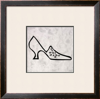 Shoe Posters by Allan Stevens
