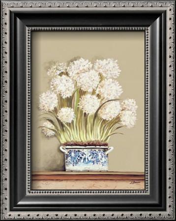 Flor Sopera I Prints by Luisa Romero