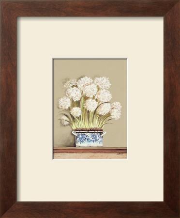 Flor Sopera I Poster by Luisa Romero