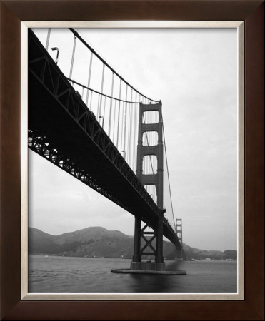Golden Gate Bridge III Prints by Bradford Smith