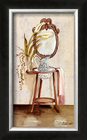 Bano Jarra Art by Luisa Romero