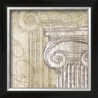 Neoclassic I Print by  Amori