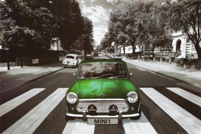 Abbey Road Plakát