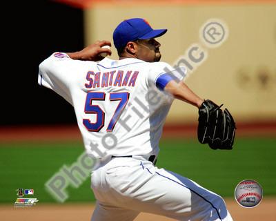 Johan Santana 2010 Photo