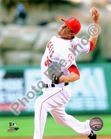 Jered Weaver 2010 Photographie