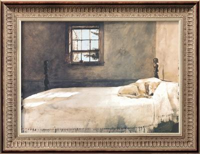 Camera da letto padronale stampa di andrew wyeth su - Poster camera da letto ...