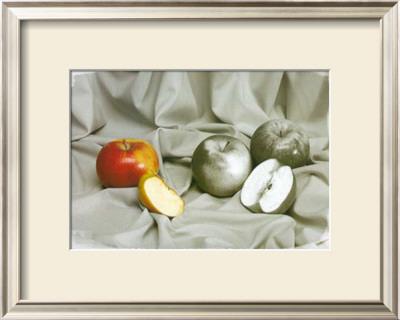 Apple Art by Gilles Martin-Raget