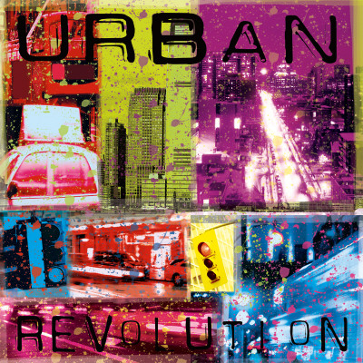 Urban Revolution Posters by Louise Carey at AllPosters.