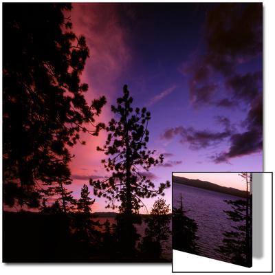 Sunset over Lake Tahoe, Nevada, USA Prints by Deon Reynolds