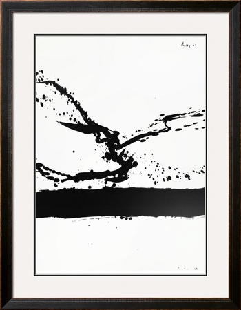 Beside the Sea No. 24, c.1962 Prints by Robert Motherwell